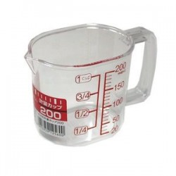 Measuring cup 200ml