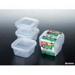 Home Pack Clear 300 ml 3pcs