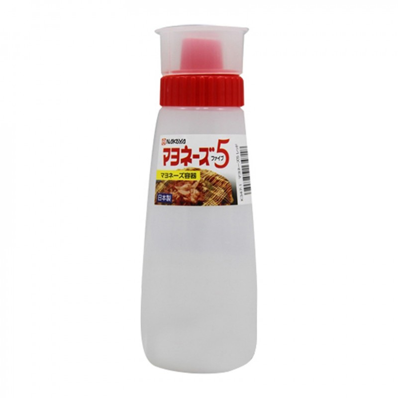 Mayonnaise Bottle red 380ml