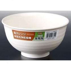 Rice bowl white