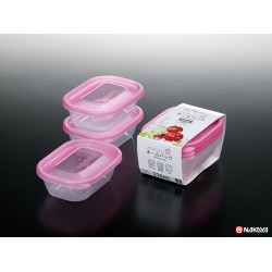 Home Pack Pink 220ml 3pcs