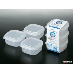 Antibacterial food storage pack 120 ml 3pcs