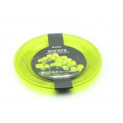 Plastic Plate green