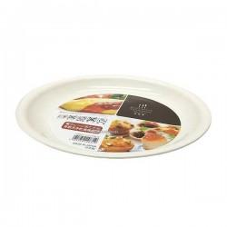 Oven platter white