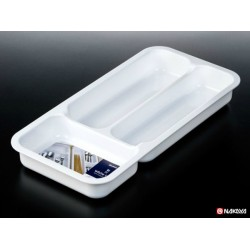 White tray A