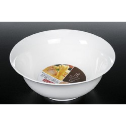 Medium range bowl white