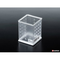 Pen container Clear