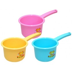 Plastic cauldrons for bathroom 900ml