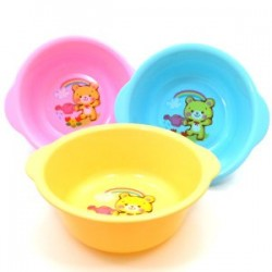 Plastic cauldrons childrens' bath 1.7L