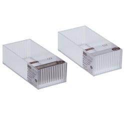 Small compartment 2 dividers Medium