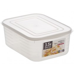 Storage Box 3.5L clear