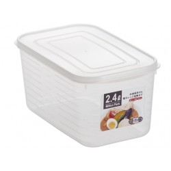 Storage Box 2.4L white