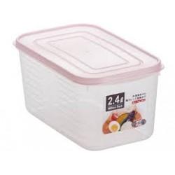 Storage Box 2.4L Pink
