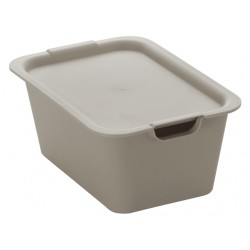 Plain Box Medium Light Gray