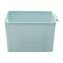 Lasse basket wide Light Blue
