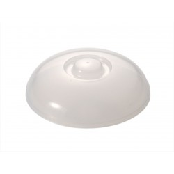 Plastic Microwave Food Plate Cover