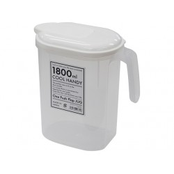 Water Jug white 1.8L