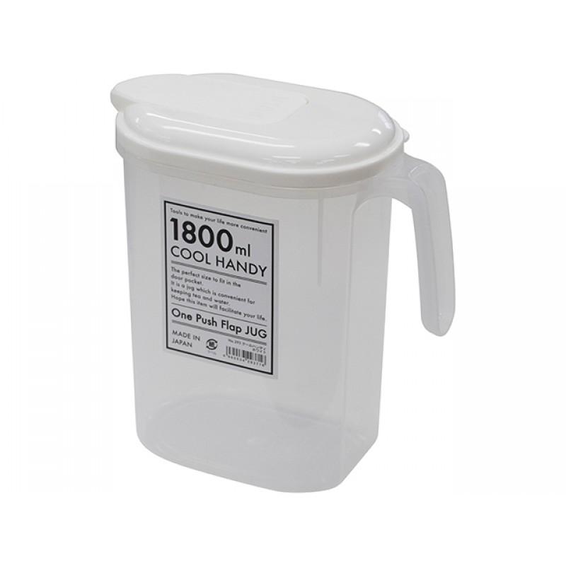 Water Jug white 1.8L