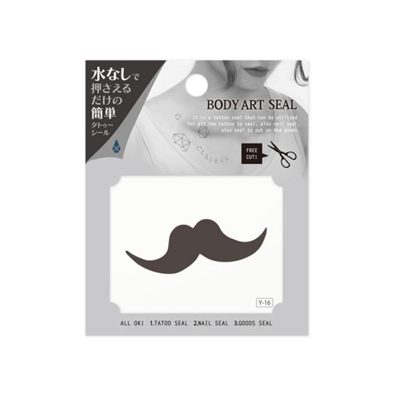 Body Art Sticker Y-16