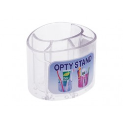 Toothbrush Stand Clear