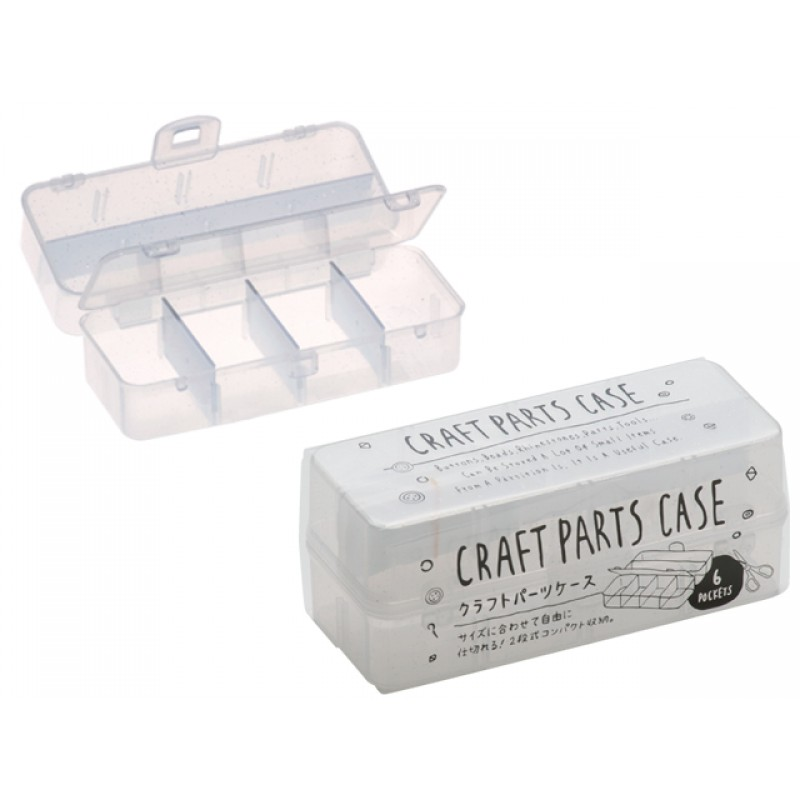 Craft Parts Case Dual Clear