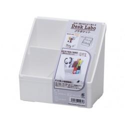 Petit pocket storage box white