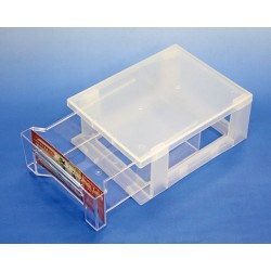 Pull Case Container Clear
