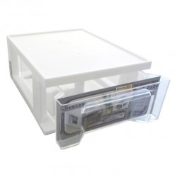 Pull Case Container White