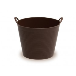 Free bucket 3L Chocolate Brown