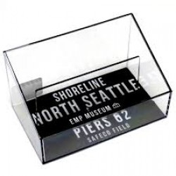 Picture Case Letter Stand clear