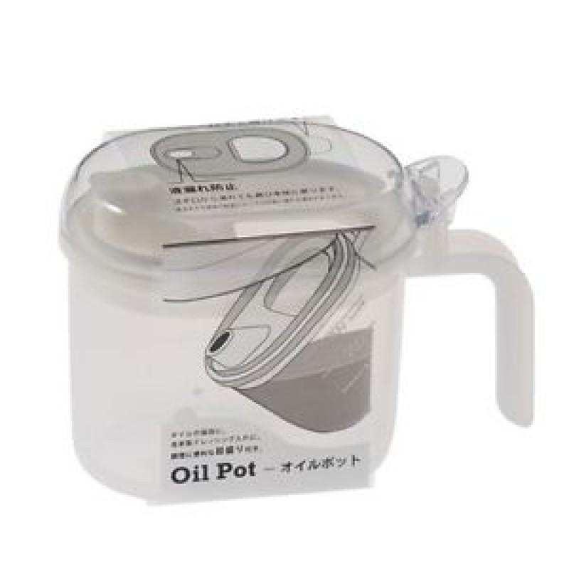 Plastic Oil Container 300ml