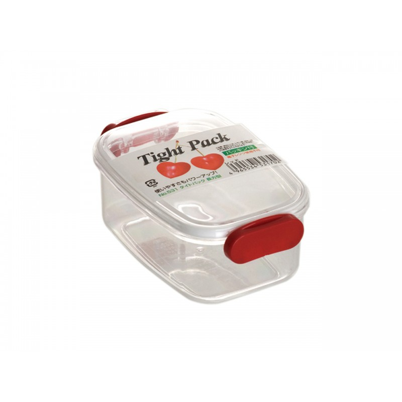 Food Box Tight pack Red 400ml