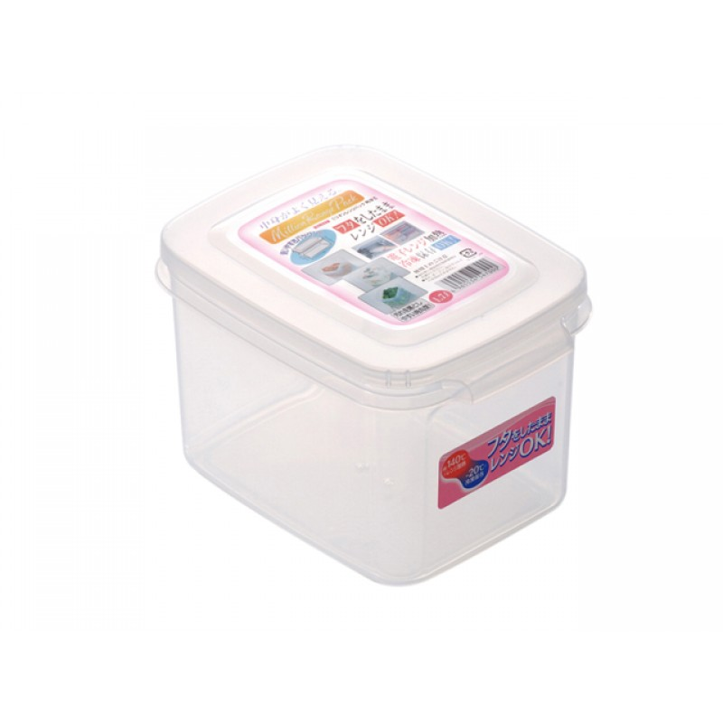 Food container microwavable 1.7L