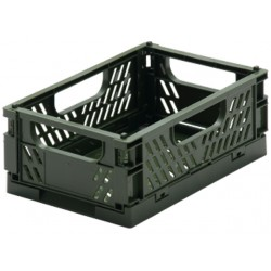 Folding container green