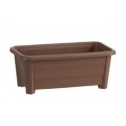 Woody Planter Brown