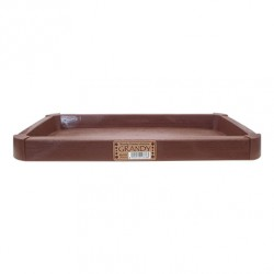 Woody Planter saucer Brown