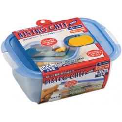 Food Storage Box blue 900ml