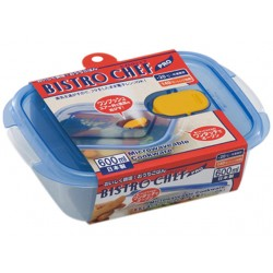 Food Storage Box blue 600ml