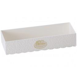 Long Storage Box white