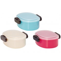 Oval food containers 250ml