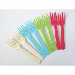 Plastic Fork 8pcs