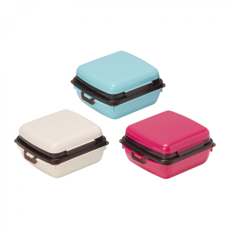 Two Tiered Lunch Box 350 ml
