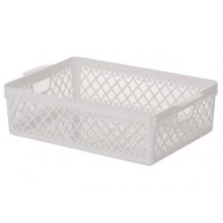 B5 Basket white