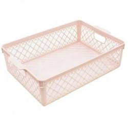 B5 Basket Pink