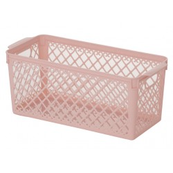 Slim Basket pink