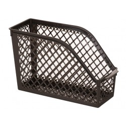 A4 Basket stand Brown 28 x 10.6 x 17.8 cm