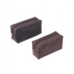 SJI-11656 Textile Free Pouch Dot 4510085116566