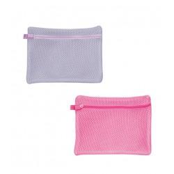 Soft mesh flat pouch M 190 x 260mm