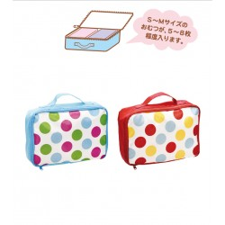 diaper case multi-dot 160 × 230 x 70 mm