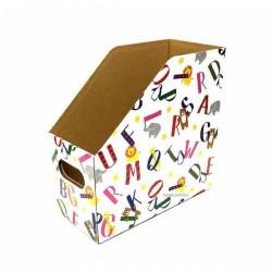 Paper Storage Box 1/3 12x 25 x 25 cm
